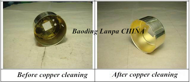 LP-G888 Copper cleaning brightening passivation three-in-one (environmental protection and no pollution)