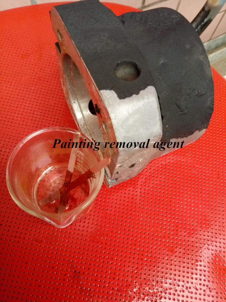 LP-G718 Plastic removal agent