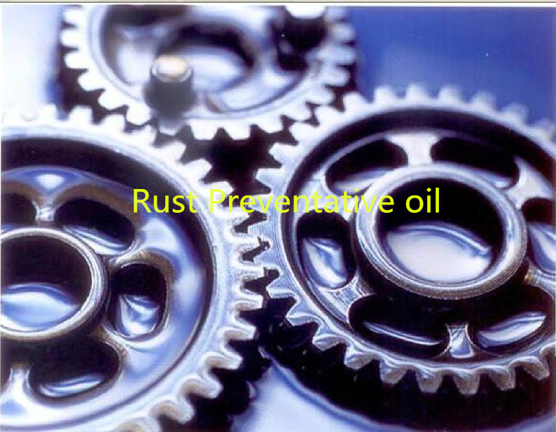 Antirust oil